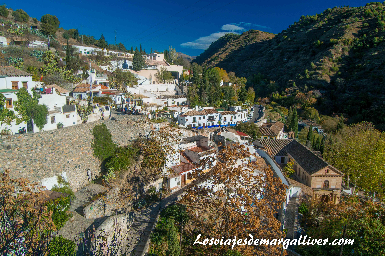 Sacromonte en Granada, resumen viajero 2017 - Los viajes de Margalliver